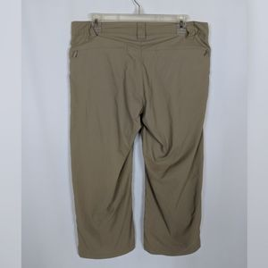 Royal Robbins Pants - Royal Robbins Nylon Pants Cropped Hiking Camping
